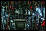 Dampflok  50 3552-2 ..... Zug der Erinnerung in Viersen