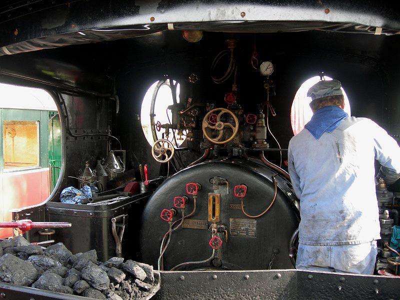 Dampflok an der Baie de Somme 3