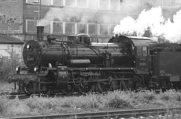 Dampflok BR 38