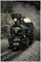 Dampflok MH 6 auf der Mariazellerbahn