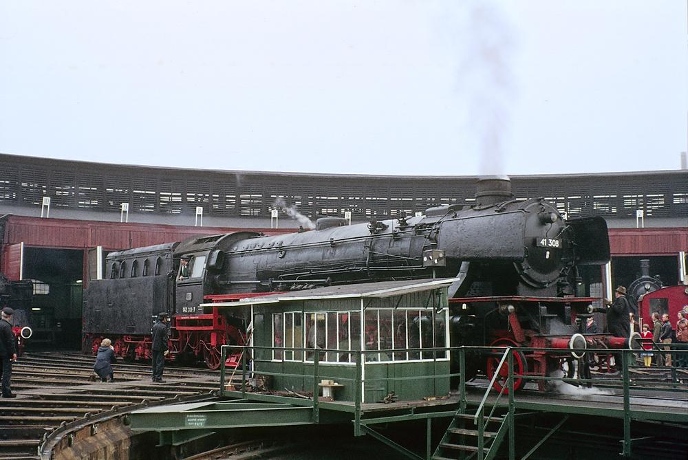 Dampflokabschiedsfest Stolberg – 41 308