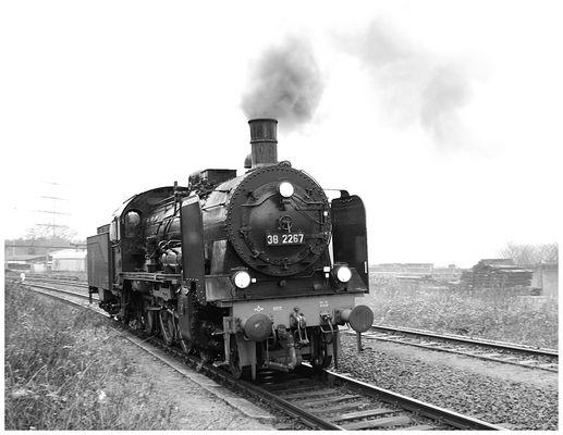 Dampflokomotive Preußische P 8 (38 2267) – RuhrtalBahn #3