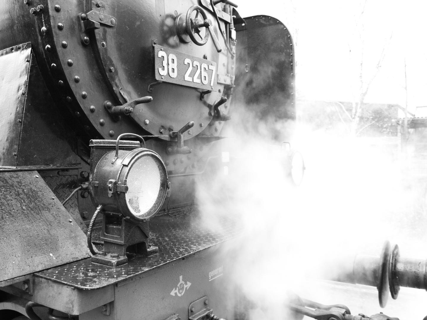 Dampflokomotive Preußische P 8 (38 2267) – RuhrtalBahn #4