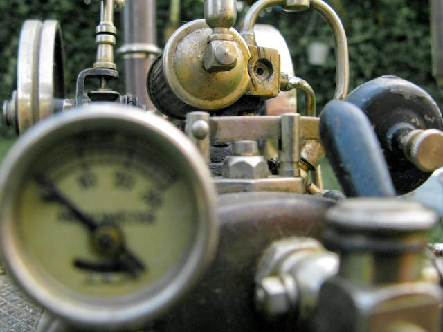 Dampfmaschine 1