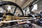 Dampfmaschine 2