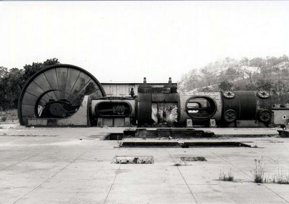 Dampfmaschine ade-Johannesburg SA