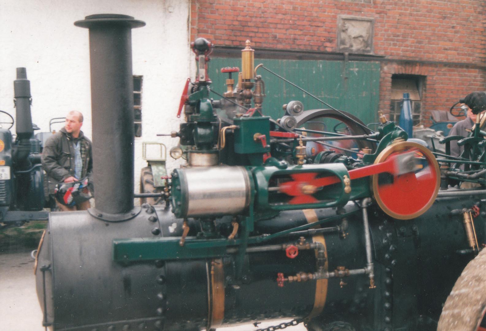 Dampfmaschine Veldrom