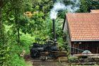 Dampfmaschinenantrieb