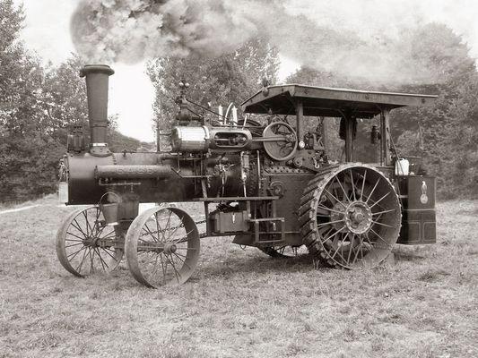Dampfmobil