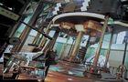 Dampfpumpen-Betriebs im Pumpwerk Cruquius Niederlande