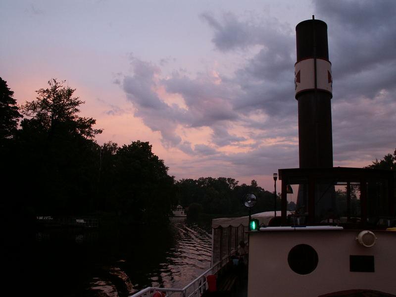 Dampfschiff Gustav