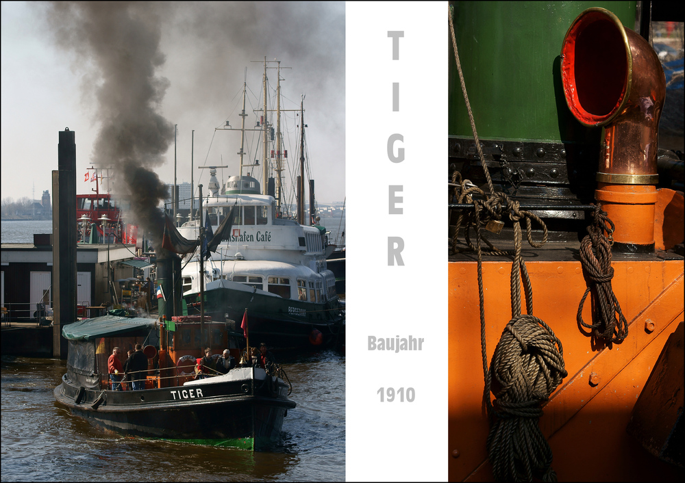Dampfschlepper TIGER (1)
