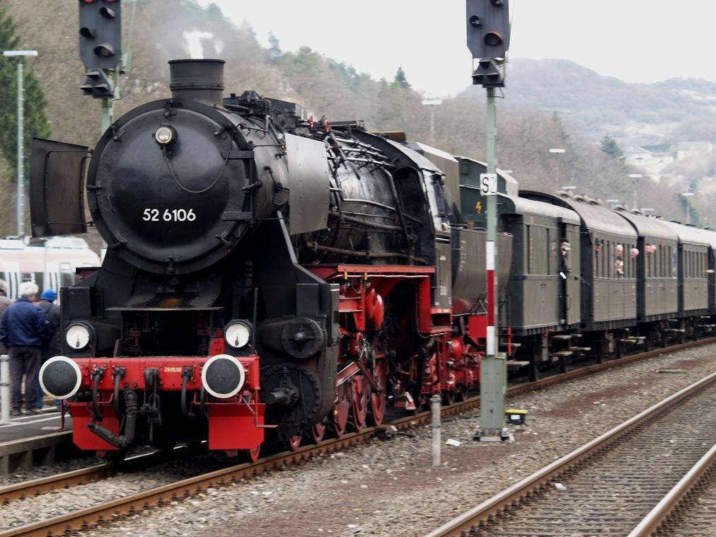 Dampfspektakel 2010
