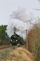 Dampfspektakel 2010 T11 macht mächtig Dampf