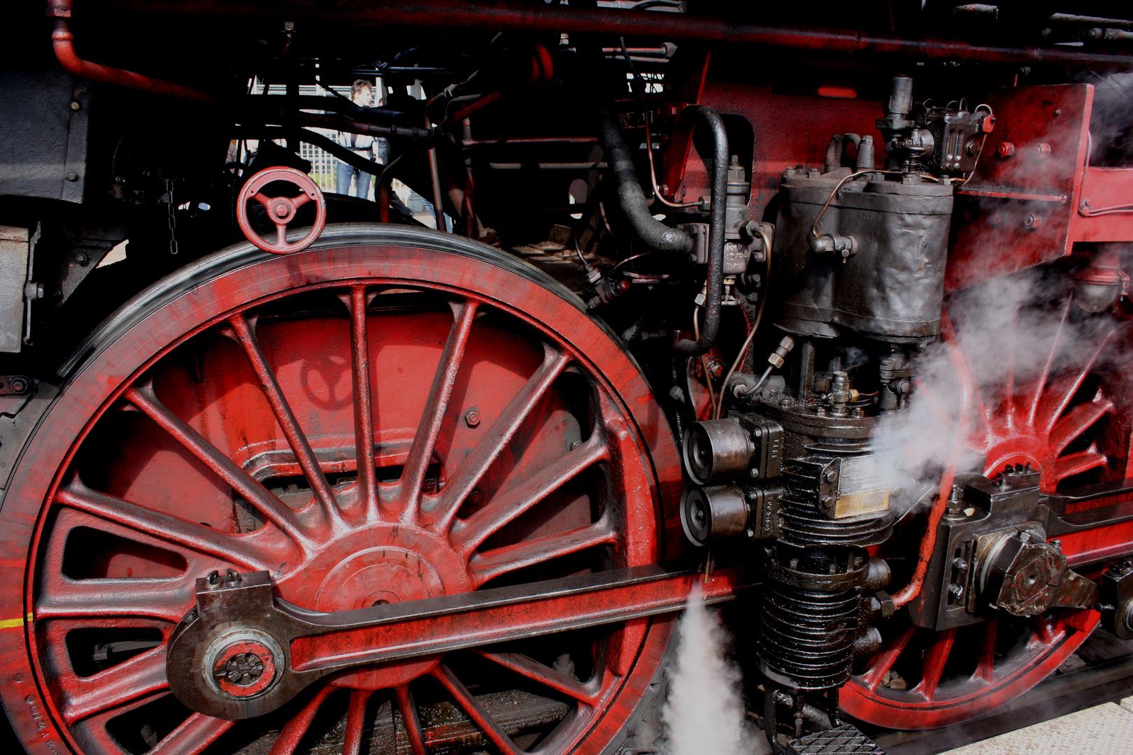Dampfspektakel 2010 V