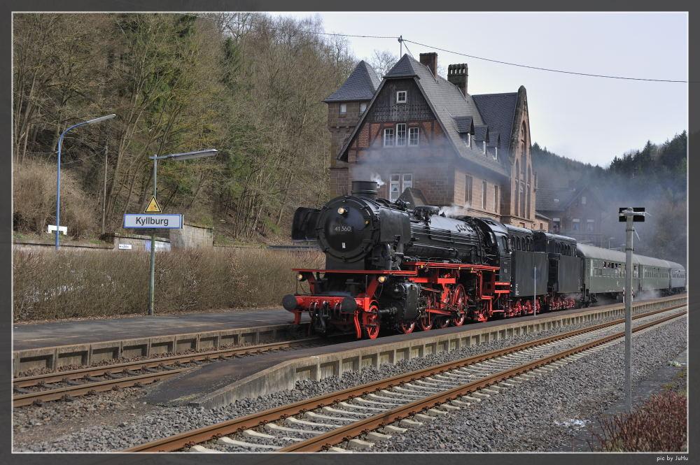 Dampfspektakel 2010 zum 175 Jährigen der Deutschen Eisenbahn