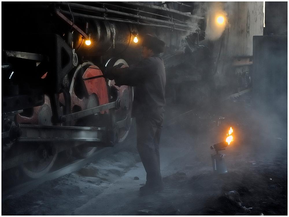 Dampfstimmung VII