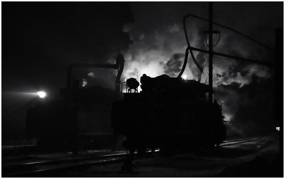 Dampfstimmung VIII