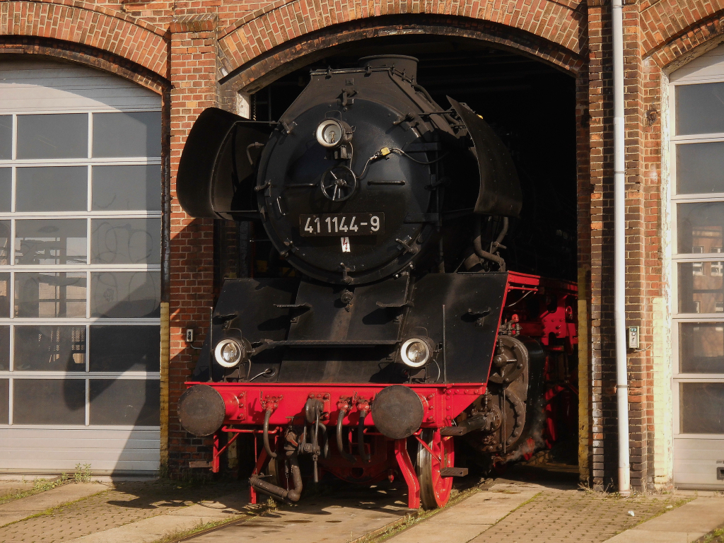 "Dampfzug ""Nordhäuser Express"" 3"