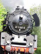 Dampfzug Sonderfahrt Landshut Oberneuhausen