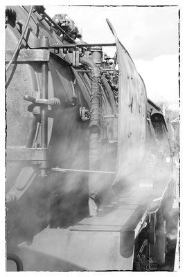 Dampfzugfahrt auf der Rodgau-Bahn XII