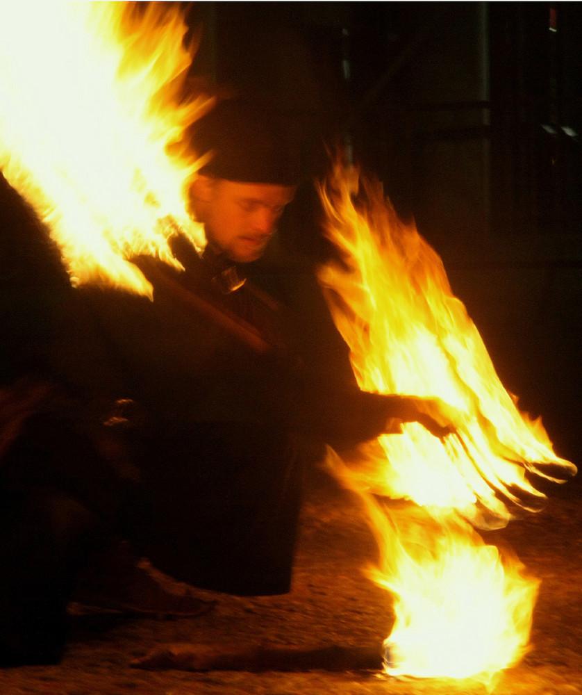 dance avec le feu 2