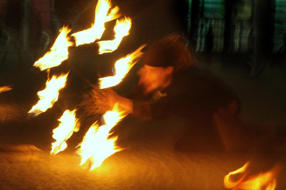 dance avec le feu 5
