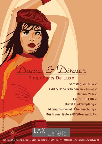 dance & dinner