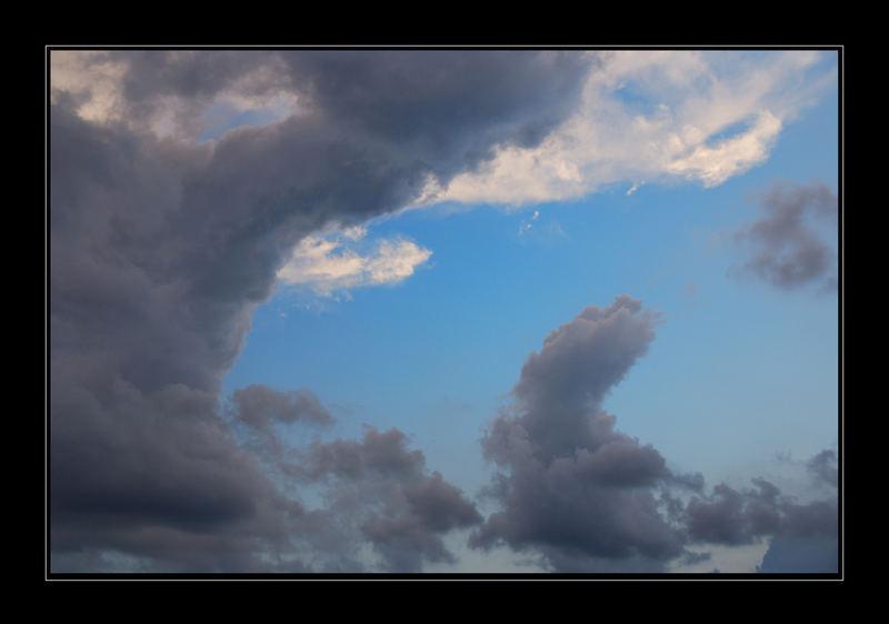 Dance in the clouds I