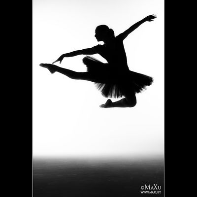 Dance on glass....