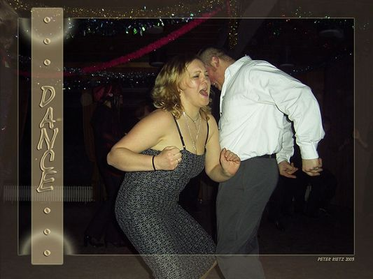 DANCE POWER