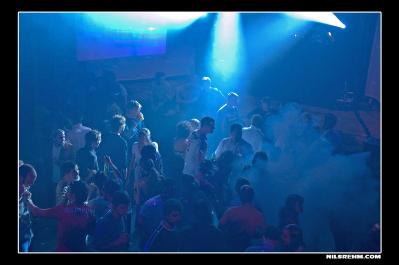 Dancing Crowd III