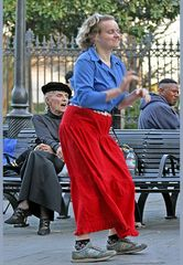 Dancing ....