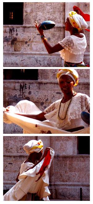 Dancing in Havanna