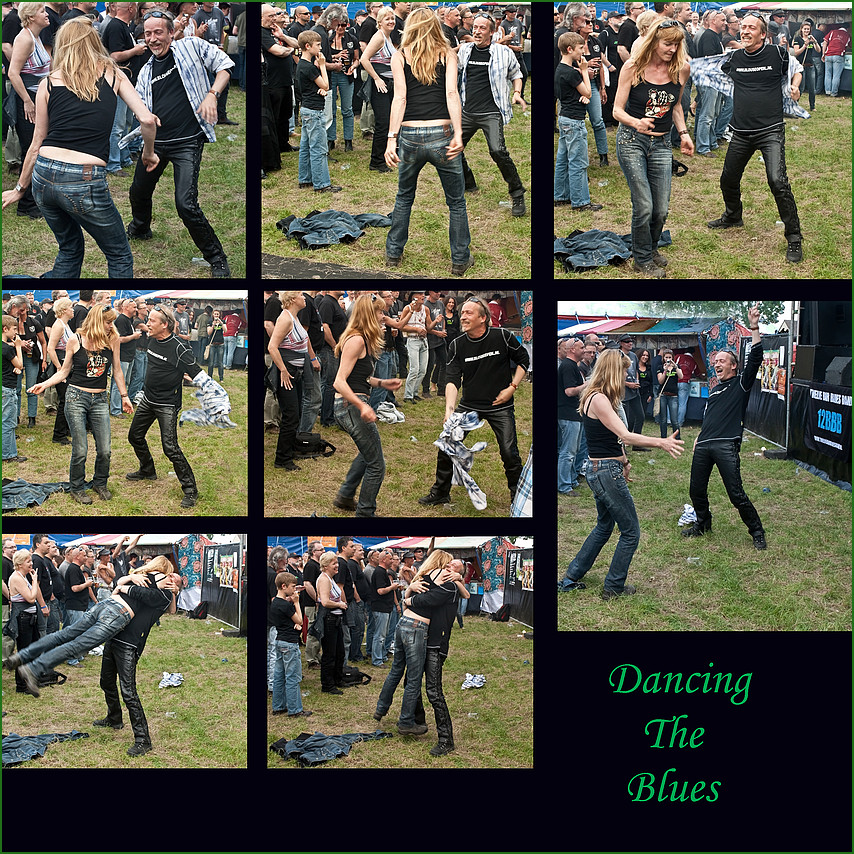 Dancing The Blues