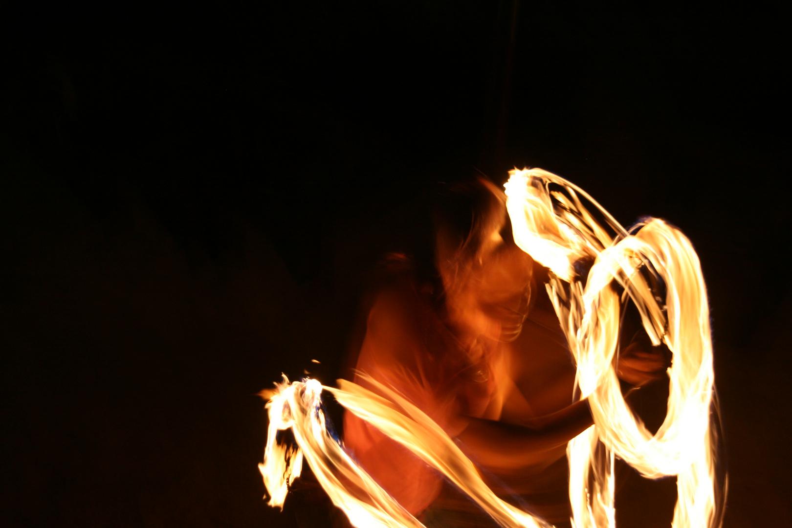 Dancing with fire II
