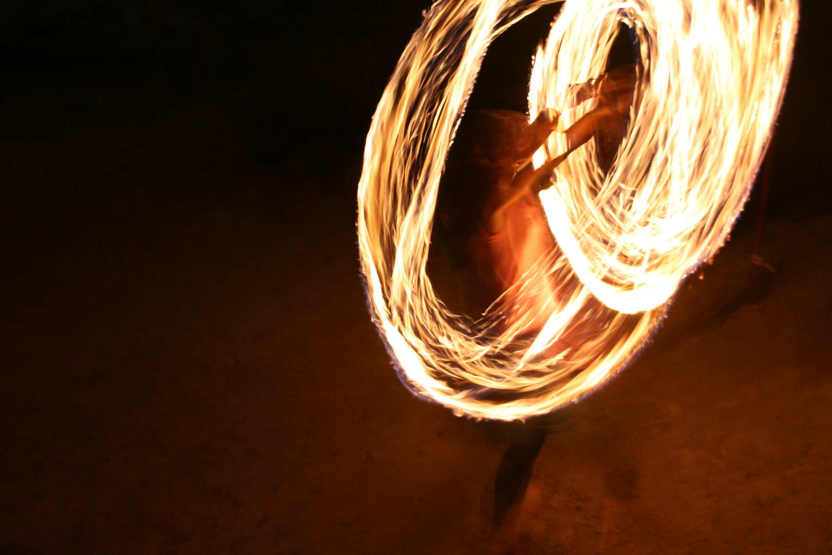 Dancing with fire V