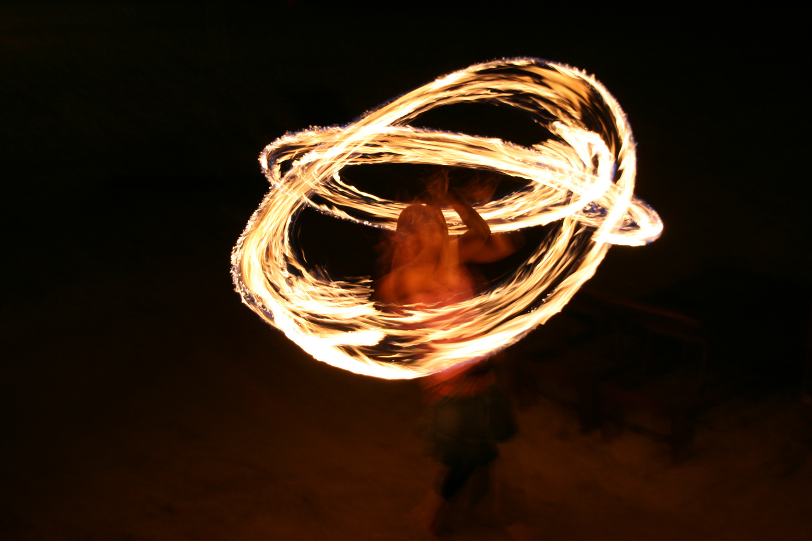 Dancing with fire VI