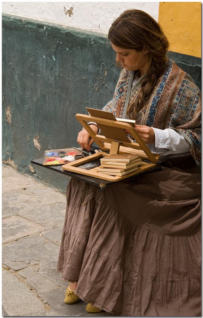 Dando color a Sevilla