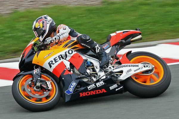 Dani Pedrosa, MotoGP Sachsenring 2009