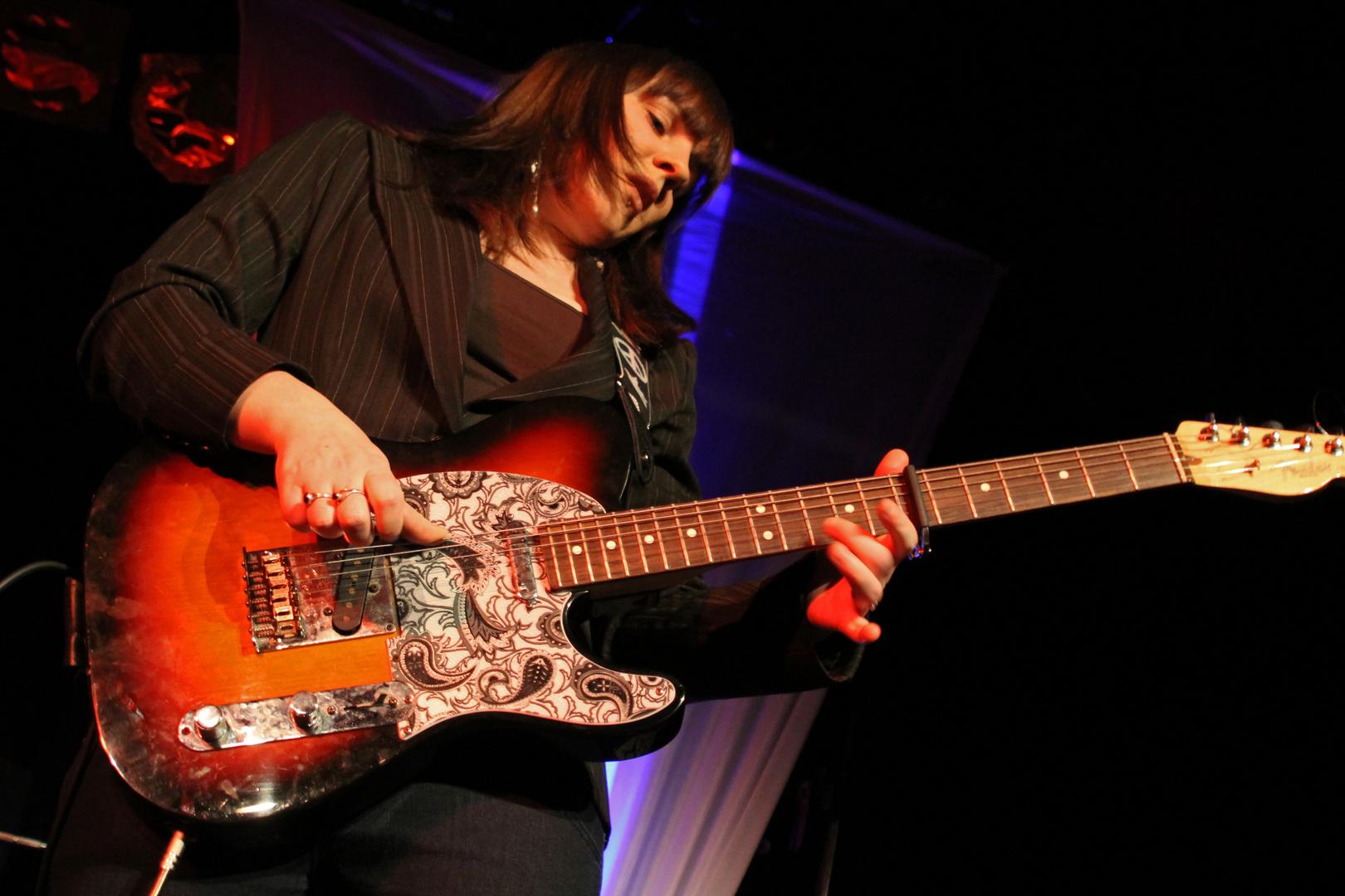 Dani Wilde - Ruf's Blues Caravan 2011 #3