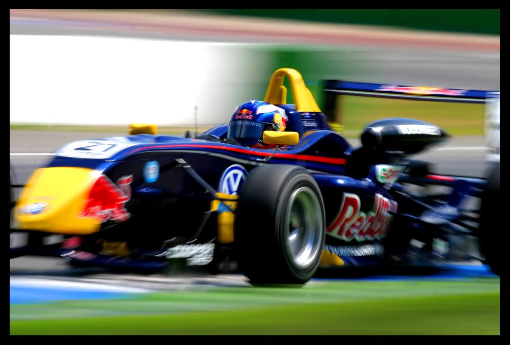Daniel Ricciardo, British Formula 3