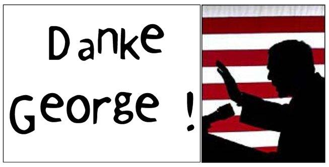 - danke george -