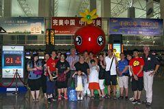 Danke Ming & Shui- für China 2011