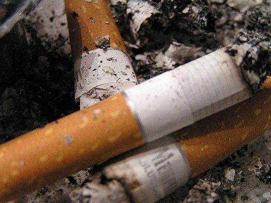 Dann rauch' ma uns halt ein .....
