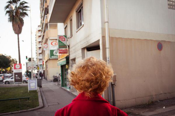 Dans la rue à Nice (1)