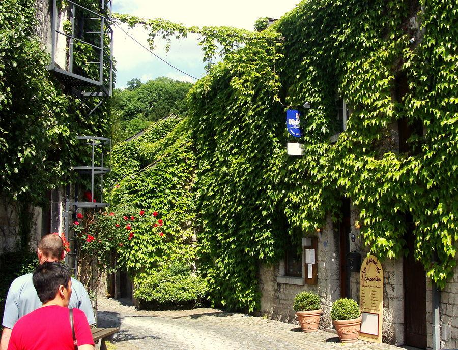 Dans le Ardennes belges, Ville Durbuy..03