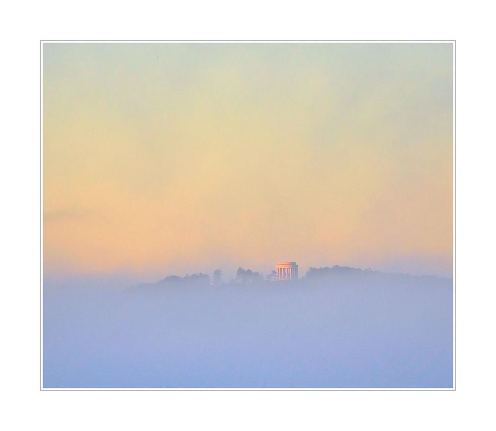 dans le brouillard....       im Nebel....