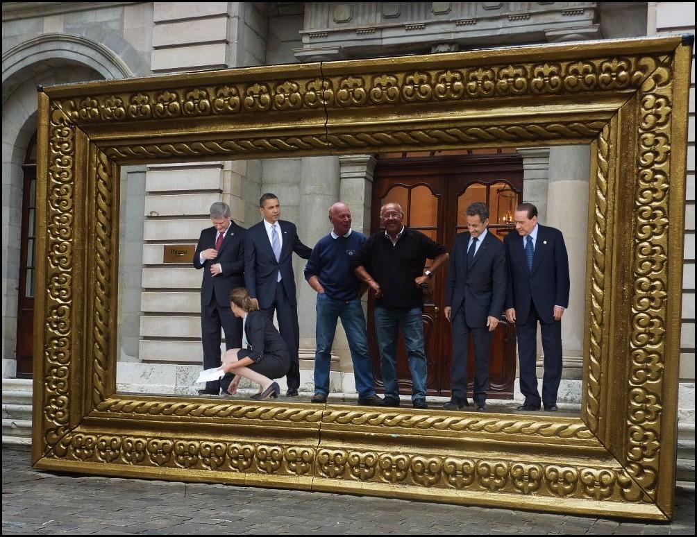 dans le CADRE du G20 ,le 1er Avril 2011 !!!!