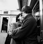 dans le metro